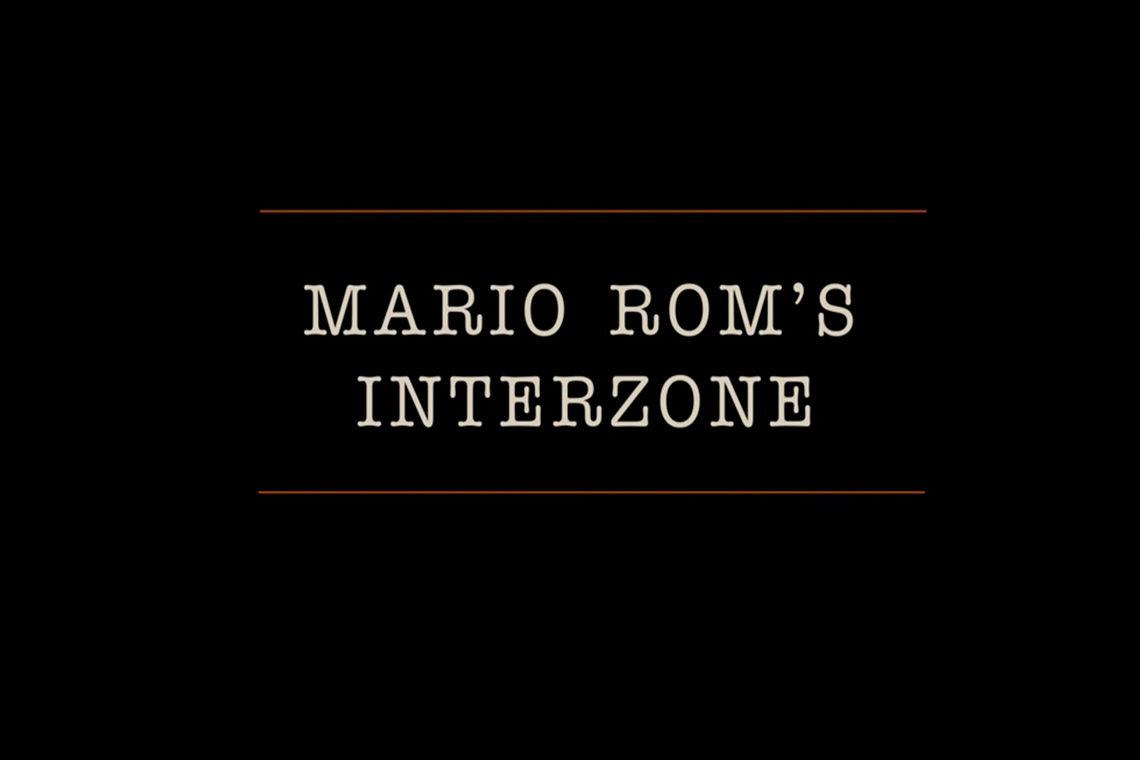 Mario Rom´s Interzone